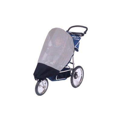 Sasha's Kiddie Products InStep and Schwinn Safari TT and Suburban Safari, Mall Cruiser Single Stroller Sun, Wind and Insect Cover
