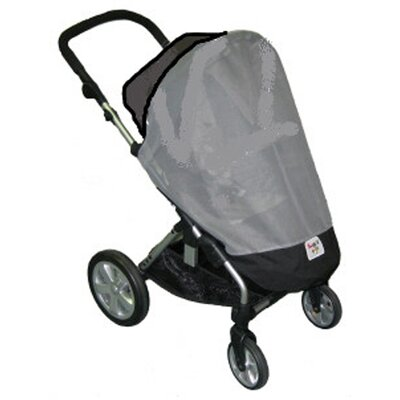 Sasha's Kiddie Products Rock Star Baby and Infinity Stroller Sun, Wind and Insect Stroller Cover