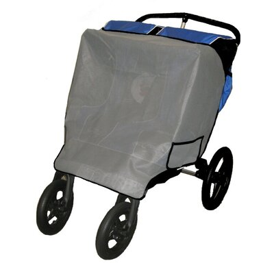 Sasha's Kiddie Products Baby Jogger Summit Double Stroller Sun Wind and Insect Cover