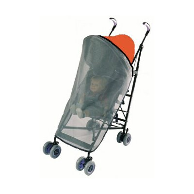 Chicco Lightweight Twin Handle Umbrella Stroller Sun, Wind and Insect Cover