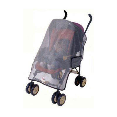 Sasha's Kiddie Products Combi Full Size Single Stroller Sun, Wind and Insect