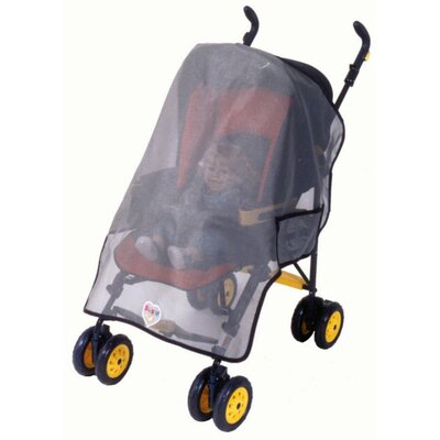 Sasha's Kiddie Products Kolcraft Contours Lite Single Stroller Sun, Wind and Insect Cover