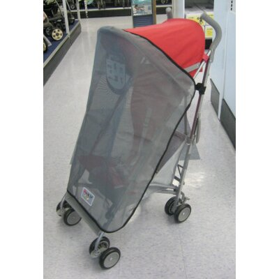 Sasha's Kiddie Products Mamas and Papas Tour, Trek, and Trip Single Stroller Sun, Wind and Insect Cover
