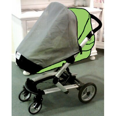 Sasha's Kiddie Products Peg Perego Skate Single Stroller Sun, Wind and Insect Cover