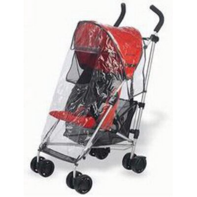 Sasha's Kiddie Products Maclaren Triumph, Quest, Volo and Techno Single Stroller Rain and Wind Cover