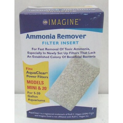 Imagine Gold Ammonia Remover Filter Insert