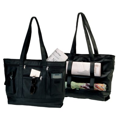 Milano Cowhide Leather Business Tote