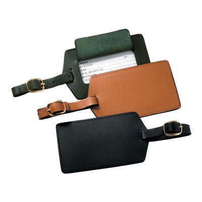 Royce Leather Popular Leather Luggage Tag