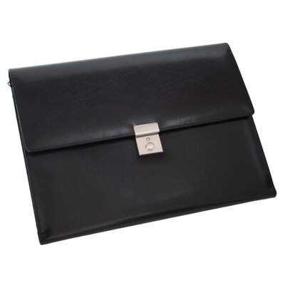 Royce Leather Aristo Padfolio File Organizer