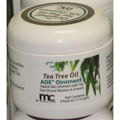 Miraclecorp Pet Products Tea Tree Skin Care Ointment