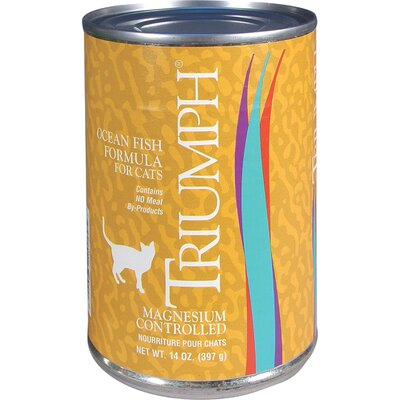 Ocean Fish Canned Cat Food (13-oz, case of 12)