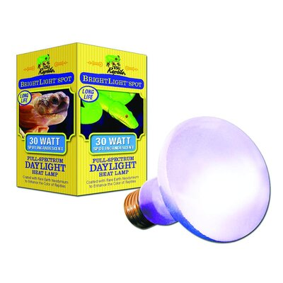 Spot Daylight Heat Lamp Bulb for Reptiles