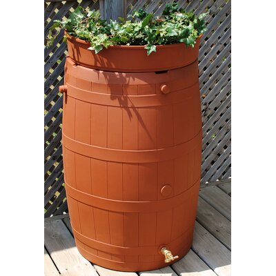 RTS Companies 50 Gallon Rain Barrel