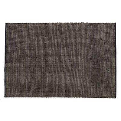 Tatami Black Rug