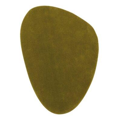 Nanimarquina Calder Olive Green Rug