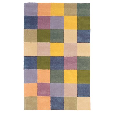 Nanimarquina Cuadros Blocks Rug