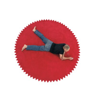 Nanimarquina News Red Rug