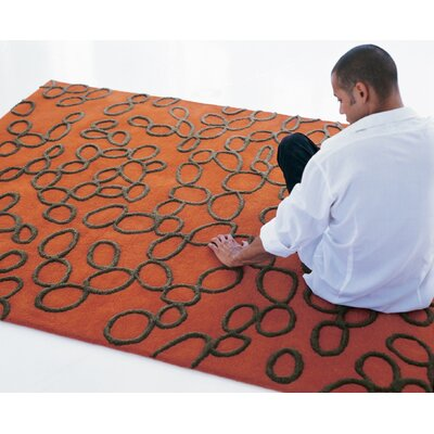 Nanimarquina Ovo Orange Rug