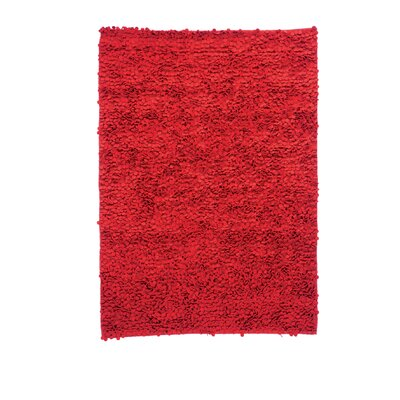 Nanimarquina Roses Red Rug