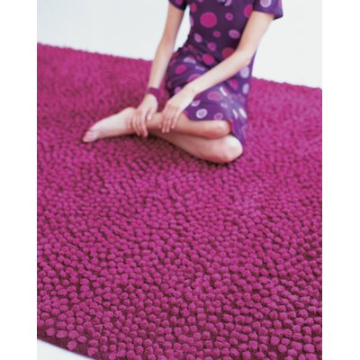 Nanimarquina Topissimo Simple Fuchsia Rug