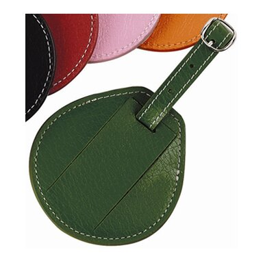 Goodhope Bags Leather Luggage Tag