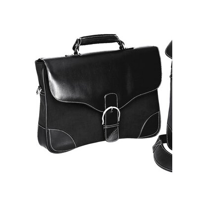 Goodhope Bags Vintage Diplomat Leather Briefcase