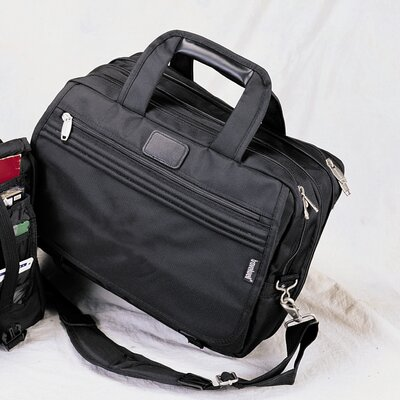 Goodhope Bags Soft Laptop Briefcase