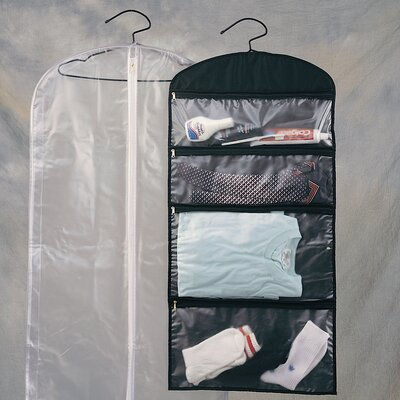 Goodhope Bags Quick Trip See Through Garment Bag