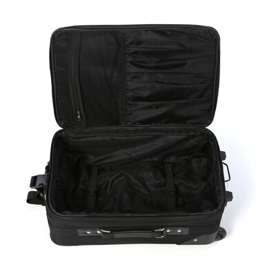 "Preferred Nation Magnum 22"" Expandable Suitcase"
