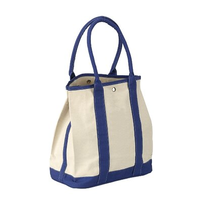 Preferred Nation Travelwell Natural Cotton Canvas Tote Bag