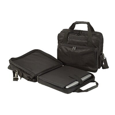 Goodhope Bags Travelwell Scan Express Compucase in Black