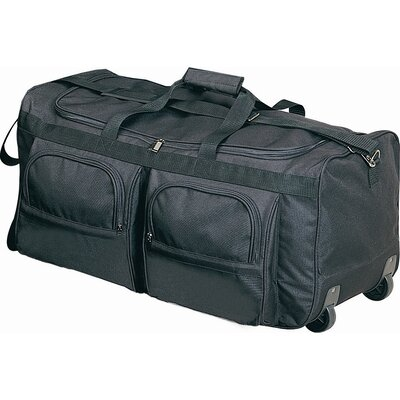 "Goodhope Bags 29"" 2-Wheeled Travel Duffel"