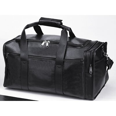 "Goodhope Bags Bellino 19"" Leather Travel Duffel"