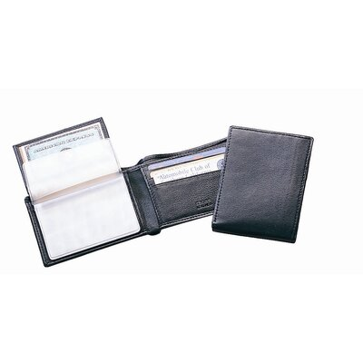 Preferred Nation Leather Bi-Fold Card Case