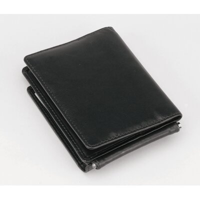 Goodhope Bags Money Clip Wallet in Black
