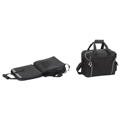 Goodhope Bags Scan Express Laptop Brief in Black