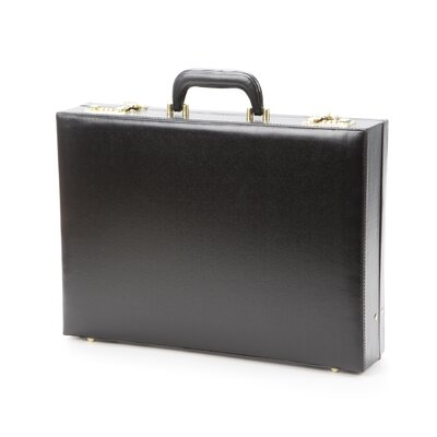 Goodhope Bags Leatherette Attache Briefcase