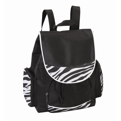Zebra Mini Backpack