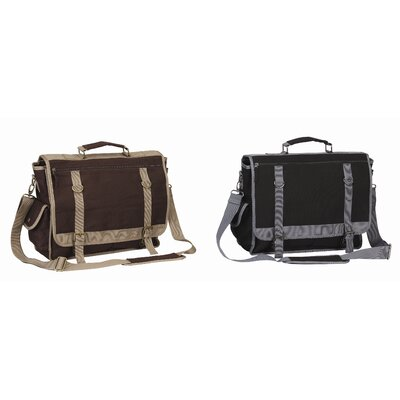 Goodhope Bags Expresso Messenger Bag