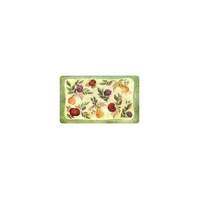 BuyMATS Inc. Cushion Comfort Napa Fruit Mat