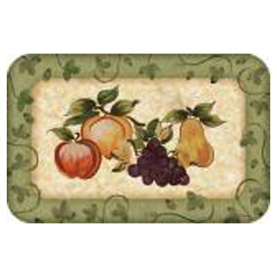 Cushion Comfort Fruit Platter Mat