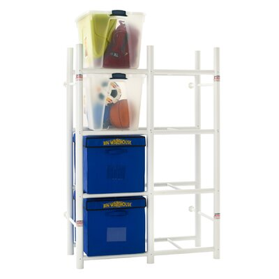 Bin Warehouse 8 Tote Storage System