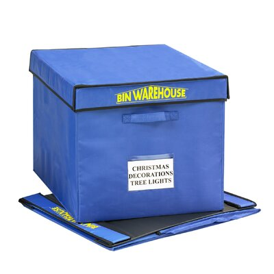 Bin Warehouse 32 Gallon Fold-A-Tote