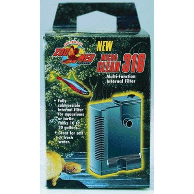 Zoo Med Microclean 316 Multi-Function Internal Filter