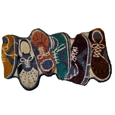 Geo Crafts, Inc Sneakers Doormat