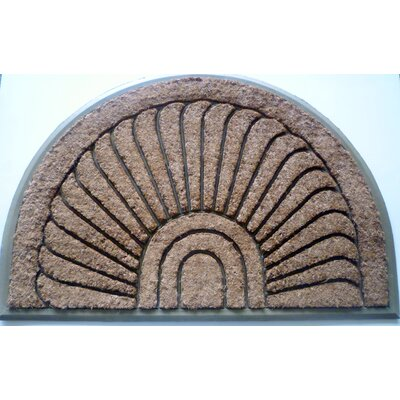 Geo Crafts, Inc Tuffcor Sunburst Doormat
