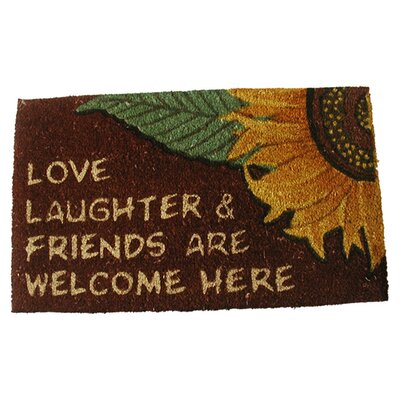 Love, Laughter Doormat