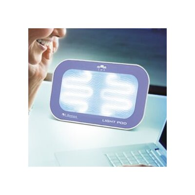 Lifemax Limited Lighting Pod Table Lamp
