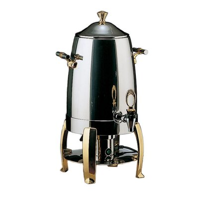 SMART Buffet Ware Odin 3 Gallon Coffee Urn with Brass Plated Legs