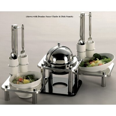 SMART Buffet Ware Domino Round Mini Sauce Chafing Dish